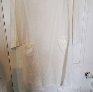 Flax brand linen dress